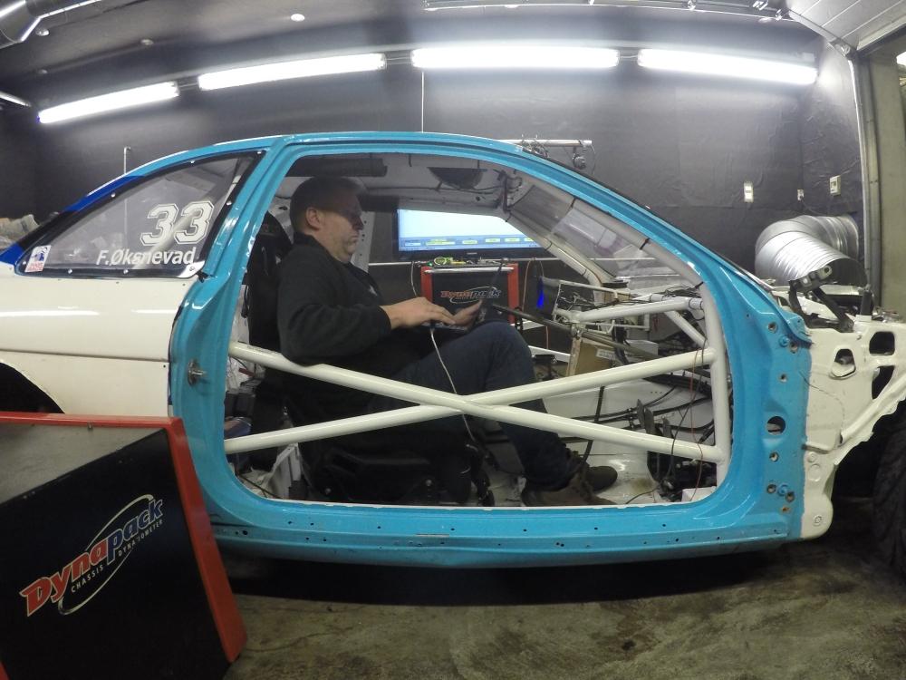 Kai Roger Bakken KRB tuning Toyota Soarer.